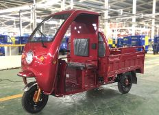 Elekro Fahrzeug Cargorunner
