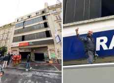 Une cagnotte pour soutenir Mehmet après l'incendie de son Garage