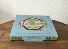 Jeu pédagogique nutrition/agriculture: NUTRICHAMPS