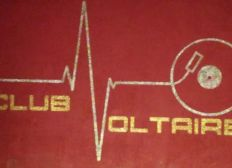 We want to meet again at Club Voltaire