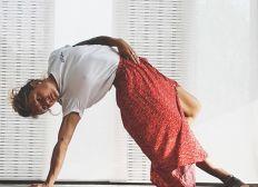 [ Cours de yoga en Live : le retour ].