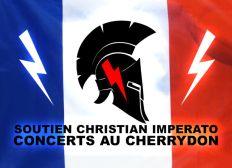 Soutien Christian IMPERATO concerts au CHERRYDON