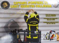 Calendriers Sapeurs Pompiers SQF 2021