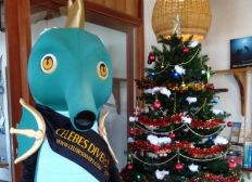 Christmas for our Celebes Divers Staff