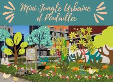 Une mini jungle urbaine pour l'écoquartier