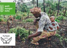 Kumpan electric Weihnachtsspende an die Welthungerhilfe