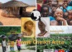 Ferme Cheikh Anta , Association Nature et compost