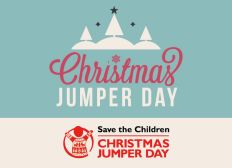 Flagstone - Save The Children, Christmas Jumper Day