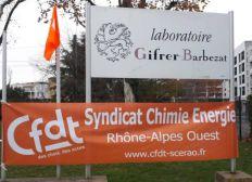 Cagnotte pour les salariés en grève licenciés chez GIFRER