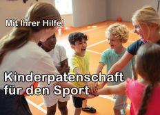 Kinderpatenschaft für Sport