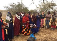 Healthcare for Maasai Women & Daycare Construction