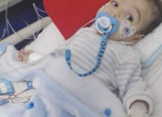 heart surgery for Babay Amjad