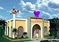 Construction de la Mosquée Ar-Rahman
