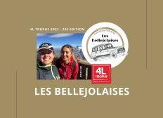 Les Bellejolaises 4L trophy 2022