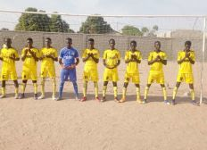 Support the dream of a young african soccerteam from Ghambia!