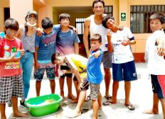 Mundo de Niños - Children's Home Peru
