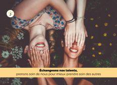 Les Cauris : échangeons nos talents et construisons une société d'entraide et de partage