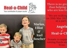 Angels of Heal A Child