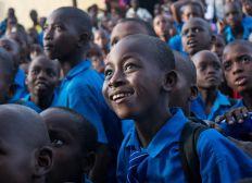 Tout peut changer ! Avec Sant'Egidio, soutiens l'avenir des jeunes à Yopougon
