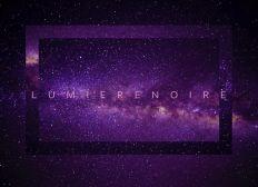 Enregistrement et promotion de l'album Lumière Noire - Df.