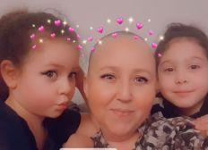 Son combat pour voir ses filles grandir