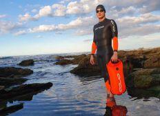 120 km de nage au lac Léman