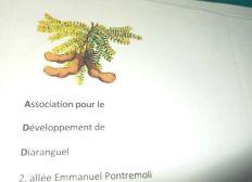 Association Développement Diaranguel en France