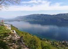 18km à la nage pour Anastasia-Traversée du Lac du Bourget