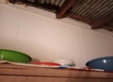 Mon toit coule