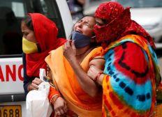 Aide Covid New Delhi Avril 2021