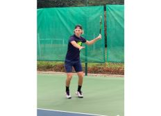 Nils's project - US University and Tennis