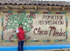 Projet de Reforestation Chico Mendes au Guatemala