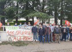 Grève BIORAD