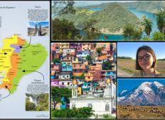 Lola en immersion culturelle en Equateur