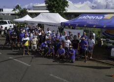 Solidarité pour les salariés de SABENA en grève