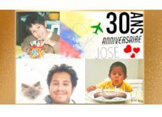 30 Ans José ! Le voyage d'une vie (coeur)
