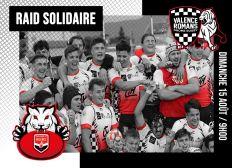 Raid Solidaire pour Romain et le Para Rugby 13