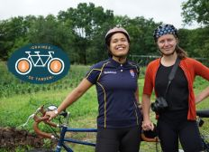 Graines de Tandem : une aventure sportive et engagée pour la promotion de l'agriculture paysanne