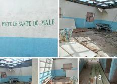 Rénovation et construction du poste de santé de Malé