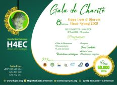 Hope for east cameroon (H4EC) 2021