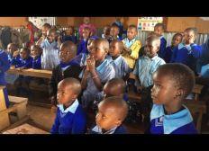 BUILD A CLASS FOR MARA ANGEL SCHOOL CHILDREN