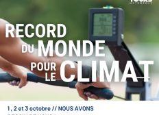 Record du Monde pour le Climat