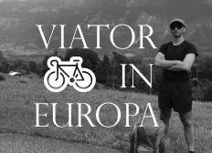 Viator in Europa - Tour d'Europe à vélo !