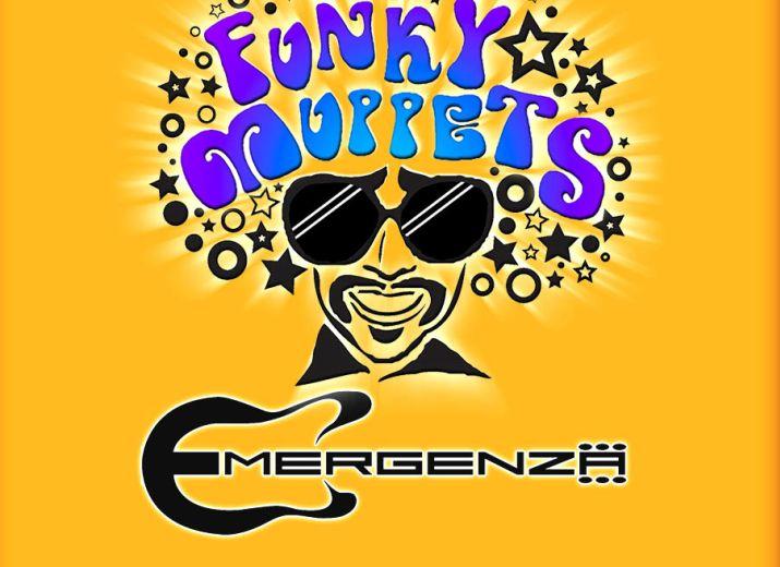 Soirée Quarts de finale Emergenza avec les Funkymuppets