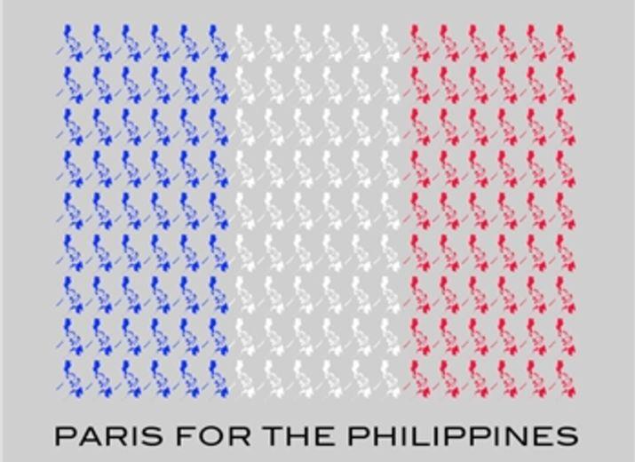 PARIS FOR THE PHILIPPINES