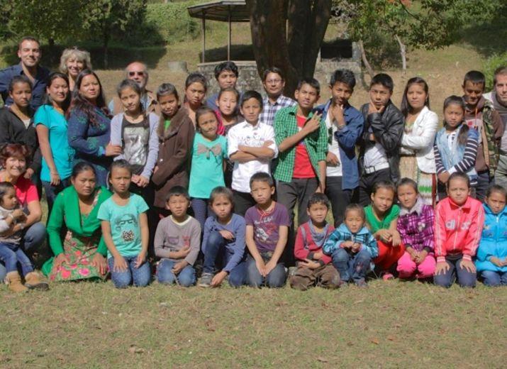 Soutenez le Burgandi Nepali Children Home