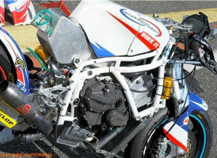 Engagement Moto2 GP BRNO TransFIORmers