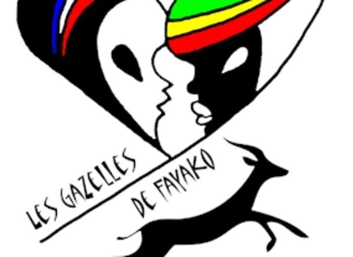 Les gazelles de Fayako à la Sénégazelle 2015
