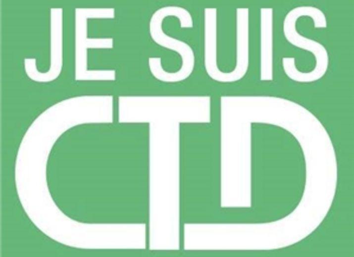 Un geste pour l'imprimerie CTD - Dammartin en Goële