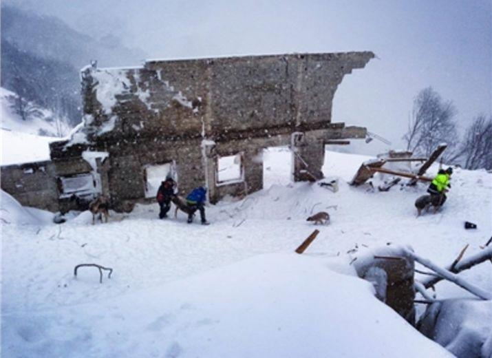 Soutien à Aline et Pascal - Reconstruction de la bergerie